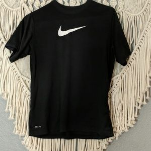Nike Dri-Fit black shirt